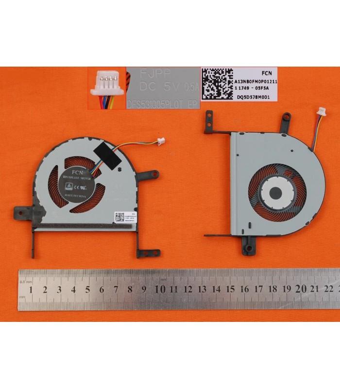 Asus S510U X510U X510 Fan