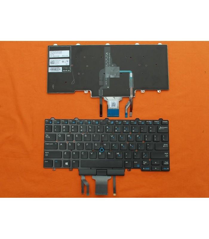 Dell Latitude E5450 E5470 E5480 (Backlit)