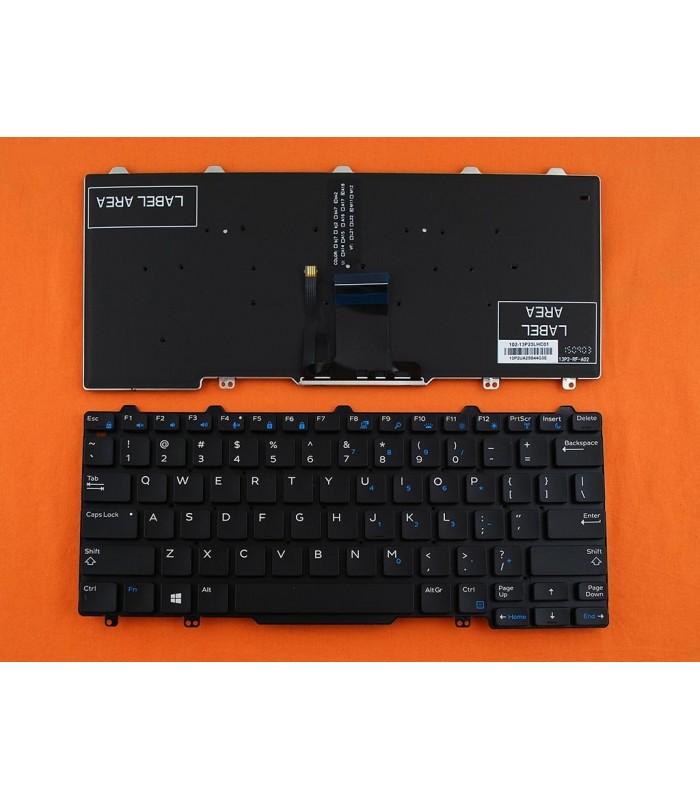 Dell Latitude E7250 (Backlit)