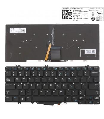 Dell Latitude E5280 E5289 E7280 E7390 (Backlit)