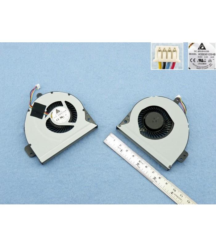 Asus A43 K43 X43 A53 K53 X53 Fan
