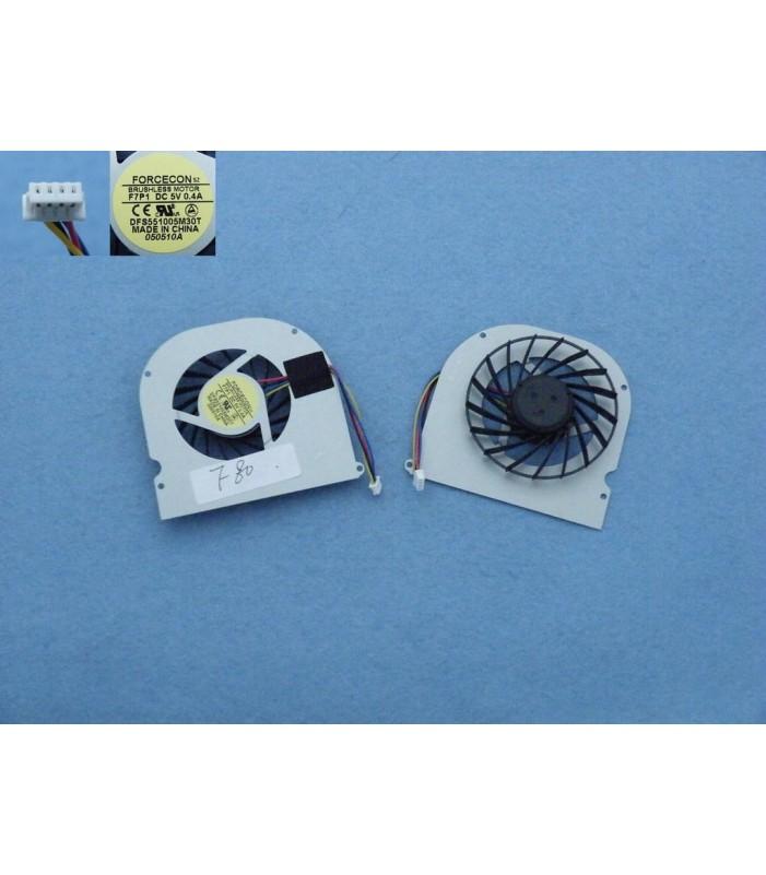 Asus F80 F81 F83 X82 X88 Fan