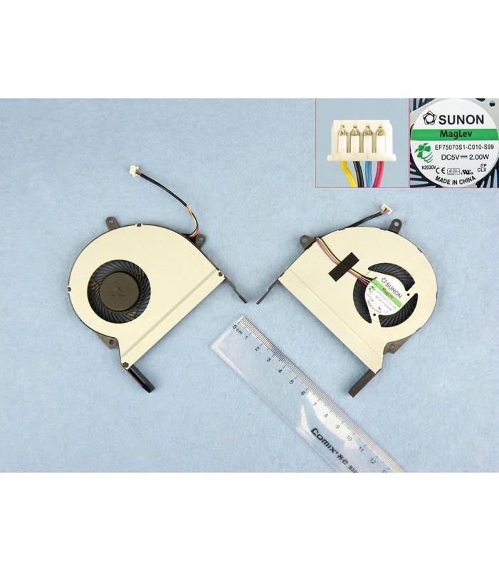 Asus X401 X401A X401U Fan