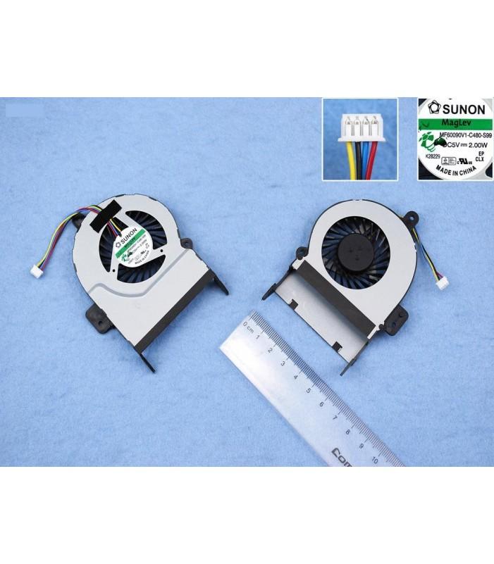 Asus X45U X45C X45VD X55V K55VM Fan