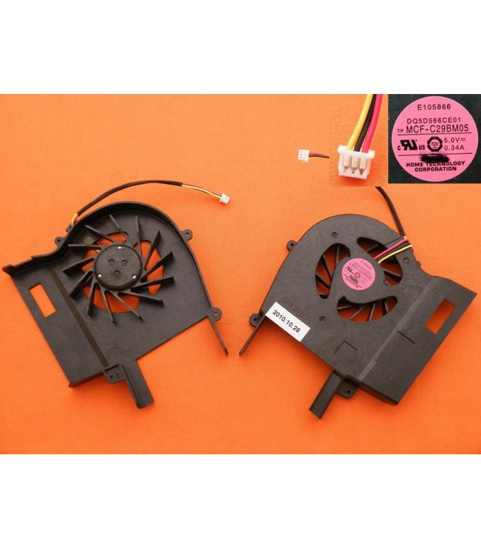Sony Vaio VGN-CS Series Fan