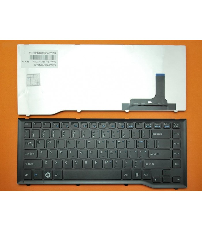 Fujitsu Lifebook LH532 LH522
